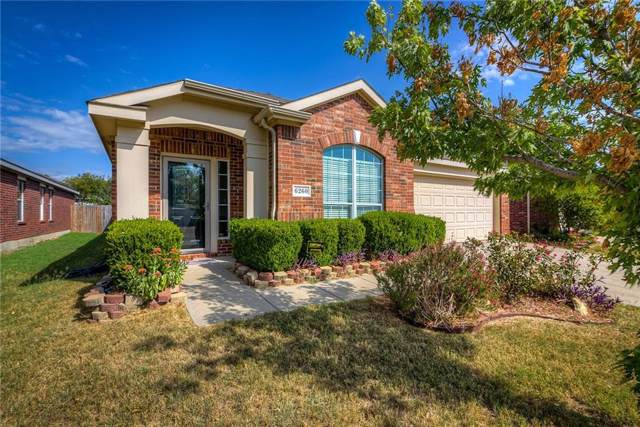 6260 Granite Creek Drive, Fort Worth, TX 76179 (MLS #14191026) :: The Chad Smith Team