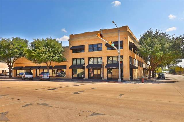 201 Walnut Street, Abilene, TX 79601 (MLS #14191046) :: The Kimberly Davis Group