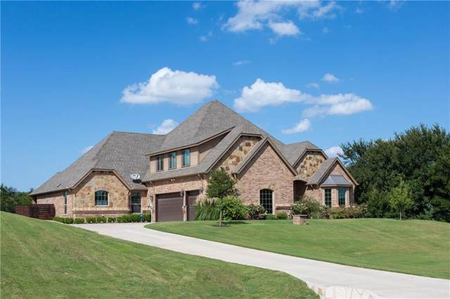 12300 Bella Vino Drive, Fort Worth, TX 76126 (MLS #14191055) :: Lynn Wilson with Keller Williams DFW/Southlake