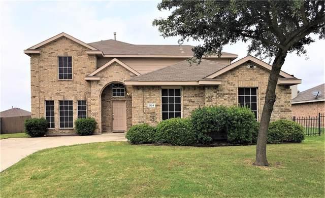 2124 Pecan Ridge Drive, Forney, TX 75126 (MLS #14191118) :: The Kimberly Davis Group