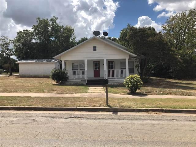 624 East Henry, Hamilton, TX 76531 (MLS #14191138) :: Lynn Wilson with Keller Williams DFW/Southlake
