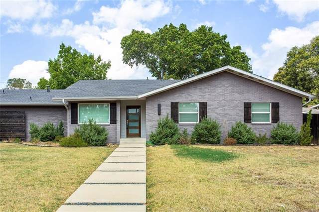 3869 Crown Shore Drive, Dallas, TX 75244 (MLS #14191242) :: Lynn Wilson with Keller Williams DFW/Southlake