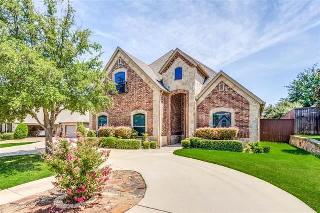 3302 Vista Lake Circle, Mansfield, TX 76063 (MLS #14191245) :: The Tierny Jordan Network