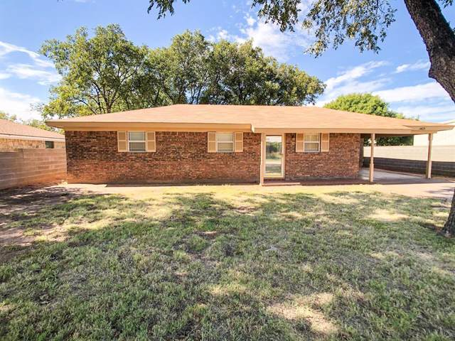 1403 N Avenue I, Haskell, TX 79521 (MLS #14191262) :: The Kimberly Davis Group