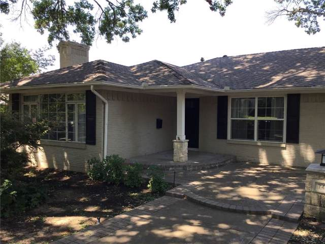 7409 Caruth Boulevard, Dallas, TX 75225 (MLS #14191273) :: Lynn Wilson with Keller Williams DFW/Southlake