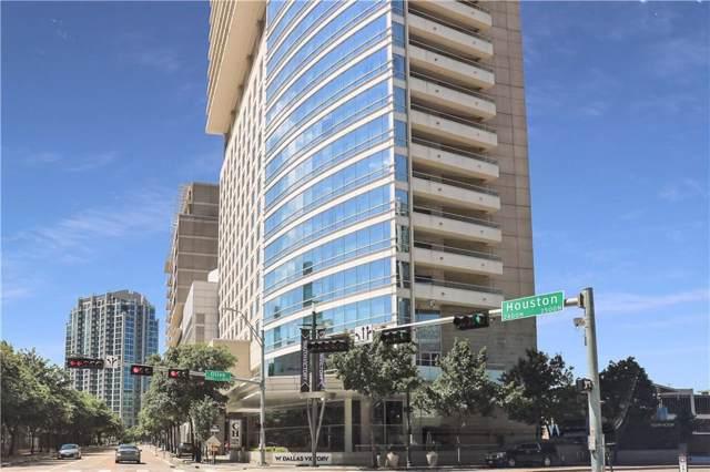 2430 Victory Park Lane #2001, Dallas, TX 75219 (MLS #14191317) :: The Hornburg Real Estate Group