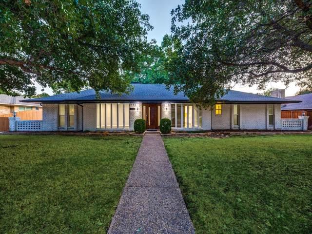 4056 Myerwood Lane, Dallas, TX 75244 (MLS #14191442) :: Lynn Wilson with Keller Williams DFW/Southlake