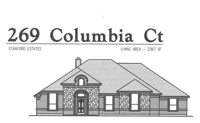 269 Columbia Court, Springtown, TX 76082 (MLS #14191470) :: RE/MAX Town & Country