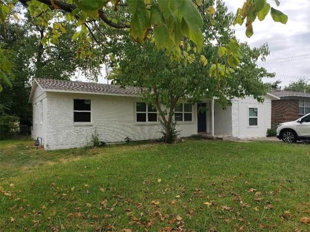 1701 Lee Street, Mesquite, TX 75149 (MLS #14191480) :: Lynn Wilson with Keller Williams DFW/Southlake