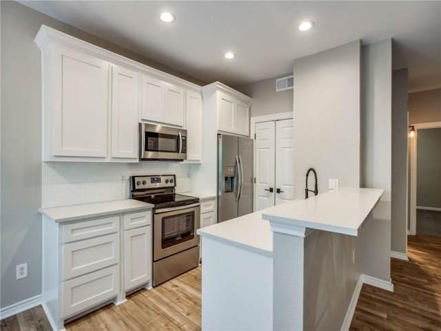 7151 Gaston Avenue #411, Dallas, TX 75214 (MLS #14191507) :: The Hornburg Real Estate Group