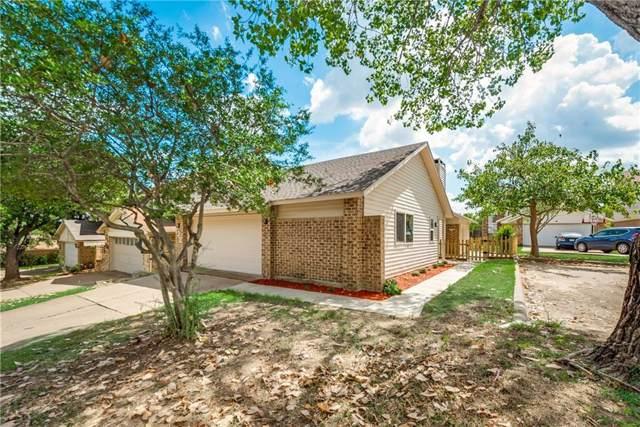 732 Via Miramonte, Mesquite, TX 75150 (MLS #14191525) :: Lynn Wilson with Keller Williams DFW/Southlake