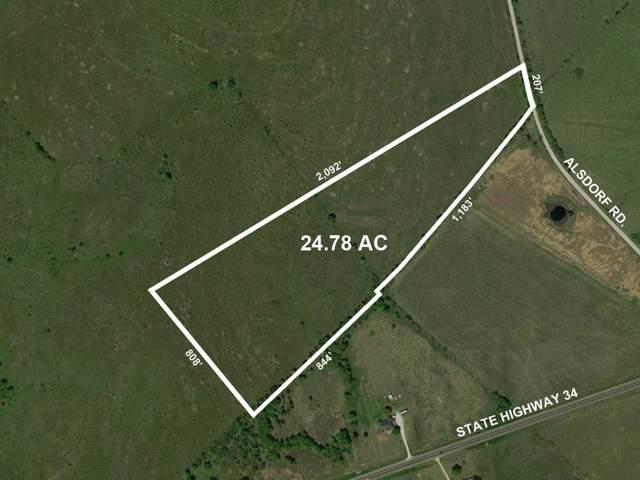 Tract14 Alsdorf Road, Ennis, TX 75119 (MLS #14191595) :: Vibrant Real Estate