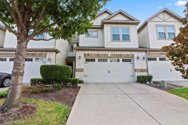 1643 Southwestern Drive, Allen, TX 75013 (MLS #14191625) :: Vibrant Real Estate