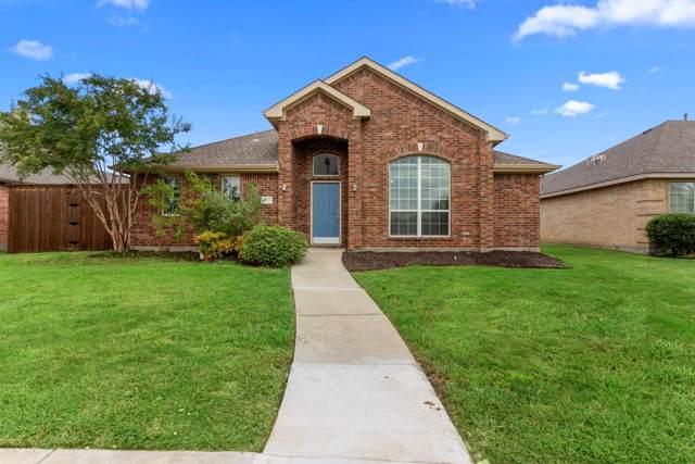 717 Sweet Peach Drive, Allen, TX 75002 (MLS #14191655) :: Lynn Wilson with Keller Williams DFW/Southlake