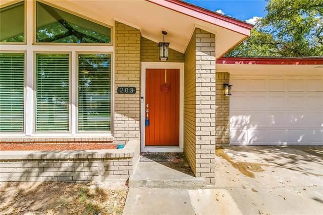 203 Shady Oak Road, Keene, TX 76059 (MLS #14191763) :: Lynn Wilson with Keller Williams DFW/Southlake