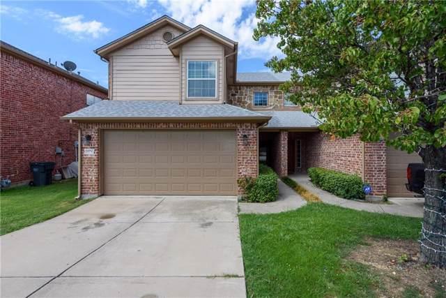 137 Castleridge Drive A, Little Elm, TX 75068 (MLS #14191821) :: Team Tiller