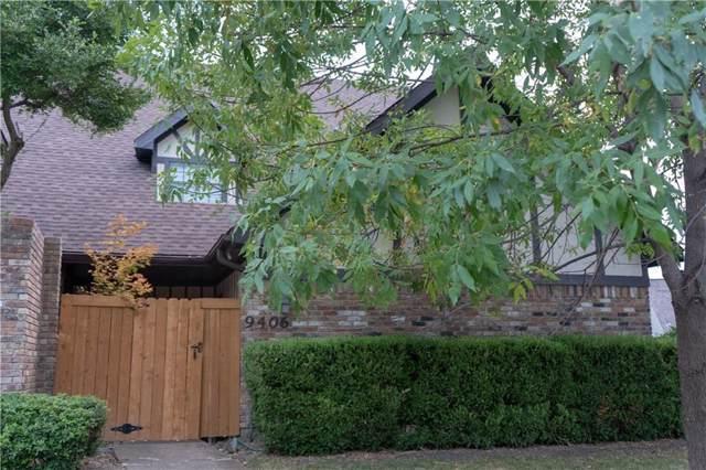 9406 Summerhill Lane, Dallas, TX 75238 (MLS #14191847) :: Lynn Wilson with Keller Williams DFW/Southlake