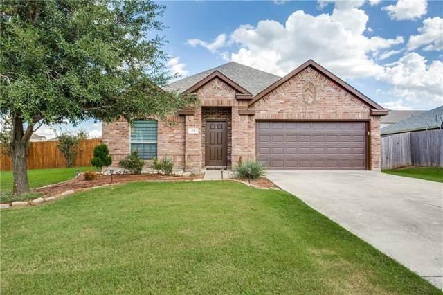 77 N Highland Drive, Sanger, TX 76266 (MLS #14191851) :: Lynn Wilson with Keller Williams DFW/Southlake