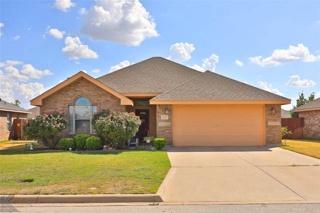 225 Sugarloaf Avenue, Abilene, TX 79602 (MLS #14191964) :: The Good Home Team