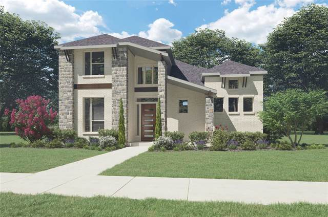 6941 Barnes Drive, Frisco, TX 75034 (MLS #14192032) :: The Real Estate Station