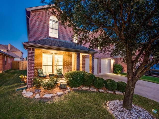 215 Parakeet Drive, Little Elm, TX 75068 (MLS #14192064) :: All Cities Realty