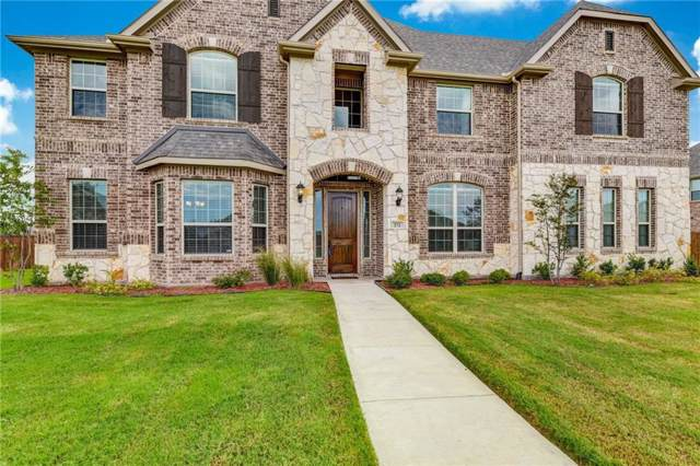 272 Shallow Brook Drive, Sunnyvale, TX 75182 (MLS #14192073) :: Tenesha Lusk Realty Group