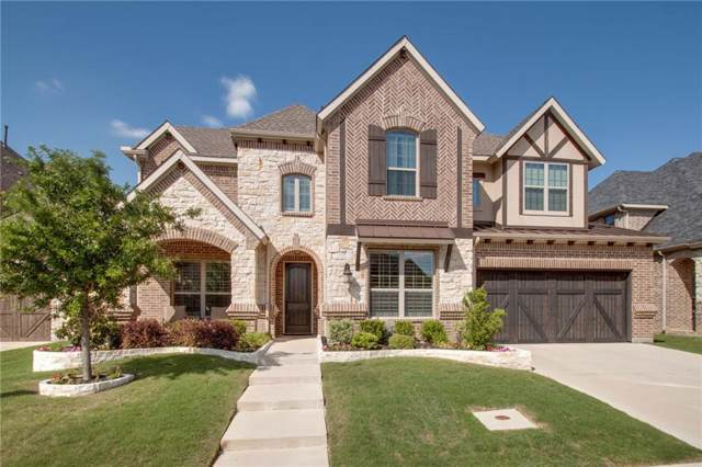 6316 Savannah Oak Trail, Flower Mound, TX 76226 (MLS #14192099) :: Potts Realty Group