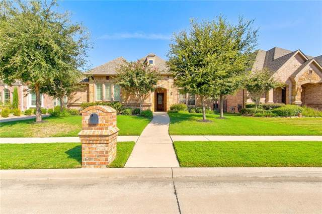 7105 Chimney Creek Drive, North Richland Hills, TX 76182 (MLS #14192170) :: Lynn Wilson with Keller Williams DFW/Southlake