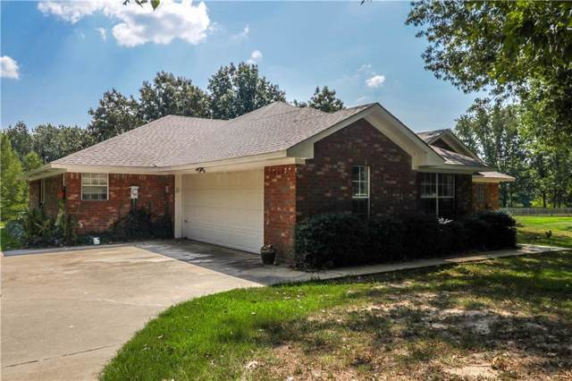 1025 Cr 4420, Mount Pleasant, TX 75455 (MLS #14192203) :: RE/MAX Town & Country