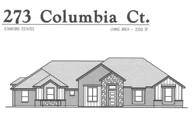 273 Columbia Court, Springtown, TX 76082 (MLS #14192254) :: RE/MAX Town & Country