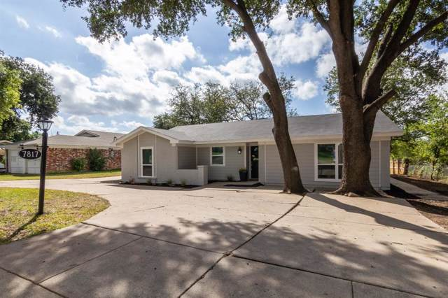 7817 Marfa Avenue, Fort Worth, TX 76116 (MLS #14192309) :: The Real Estate Station