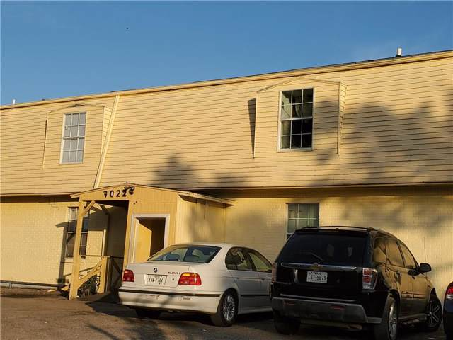 3022 South Boulevard, Dallas, TX 75215 (MLS #14192311) :: Post Oak Realty
