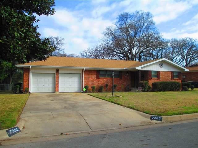 7205 Jewell Avenue, Fort Worth, TX 76112 (MLS #14192314) :: Lynn Wilson with Keller Williams DFW/Southlake