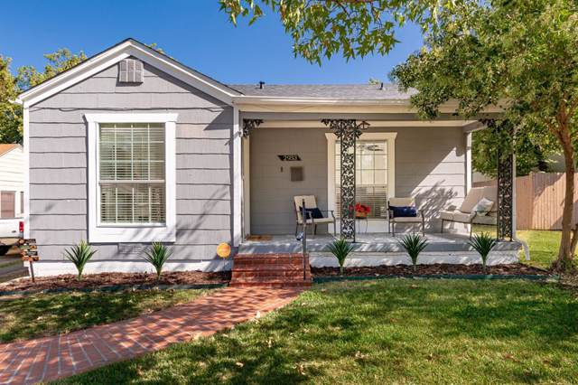 2933 Ryan Avenue, Fort Worth, TX 76110 (MLS #14192317) :: The Mitchell Group