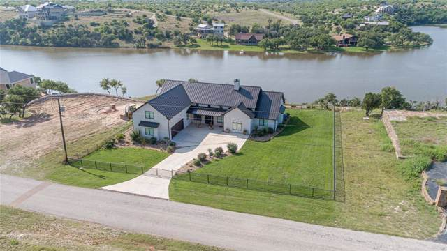 7033 Hells Gate Loop, Possum Kingdom Lake, TX 76475 (MLS #14192318) :: Real Estate By Design