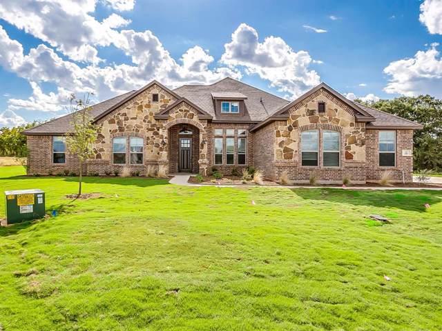 285 Odell Court, Springtown, TX 76082 (MLS #14192378) :: NewHomePrograms.com LLC