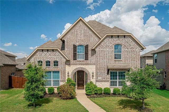 1172 Chestnut Drive, Frisco, TX 75036 (MLS #14192397) :: Lynn Wilson with Keller Williams DFW/Southlake