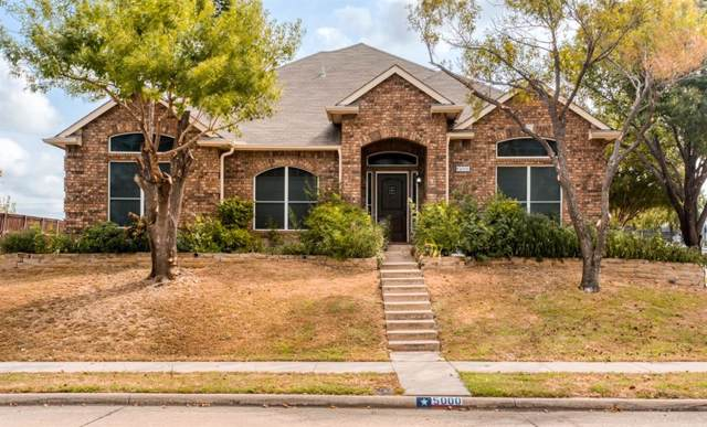 5000 Ridgecrest Drive, The Colony, TX 75056 (MLS #14192402) :: Team Hodnett