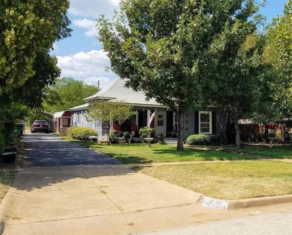 720 Virginia Street, Graham, TX 76450 (MLS #14192411) :: RE/MAX Pinnacle Group REALTORS