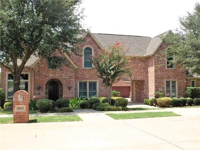 1013 Cedar View Lane, Mckinney, TX 75072 (MLS #14192449) :: RE/MAX Town & Country