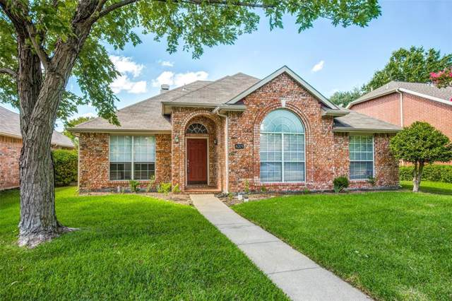6205 Montgomery Drive, Frisco, TX 75035 (MLS #14192486) :: Lynn Wilson with Keller Williams DFW/Southlake