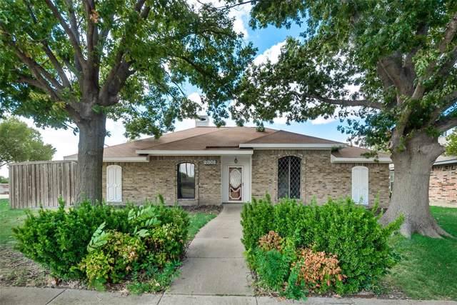 2301 Brownlee Boulevard, Rowlett, TX 75088 (MLS #14192495) :: Lynn Wilson with Keller Williams DFW/Southlake