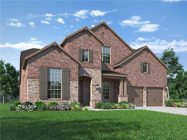 1911 Green Jasper Place, Arlington, TX 76005 (MLS #14192522) :: Performance Team