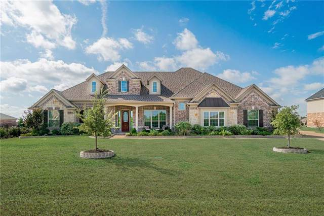 7400 Forest Bend Drive, Parker, TX 75002 (MLS #14192546) :: Tenesha Lusk Realty Group
