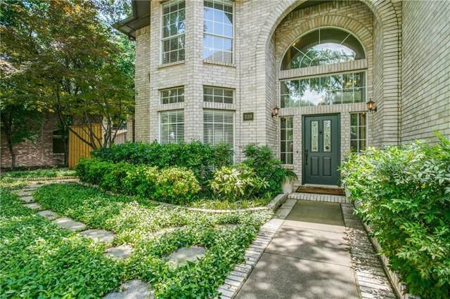 339 Spanish Moss Drive, Coppell, TX 75019 (MLS #14192568) :: Lynn Wilson with Keller Williams DFW/Southlake