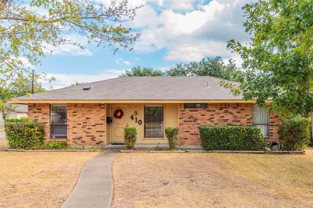 410 Dawson Drive, Duncanville, TX 75116 (MLS #14192634) :: Roberts Real Estate Group