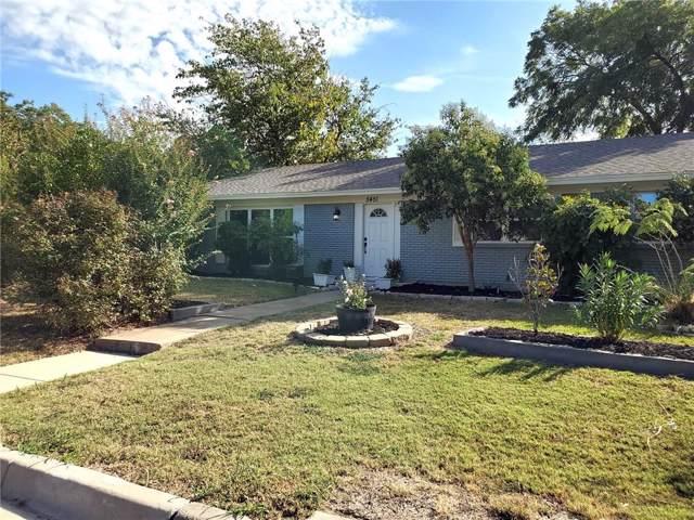 5451 Rutland Avenue, Fort Worth, TX 76133 (MLS #14192668) :: Real Estate By Design