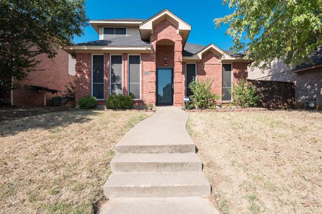 1726 Creekbend Drive, Lewisville, TX 75067 (MLS #14192725) :: RE/MAX Town & Country
