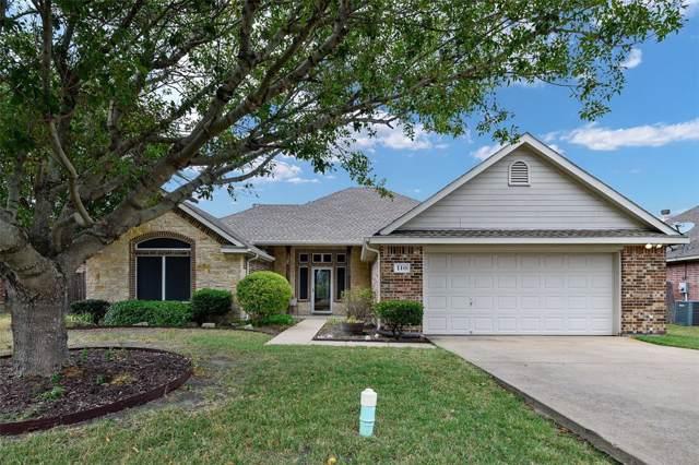 110 Meadowlark Drive, Palmer, TX 75152 (MLS #14192744) :: Vibrant Real Estate
