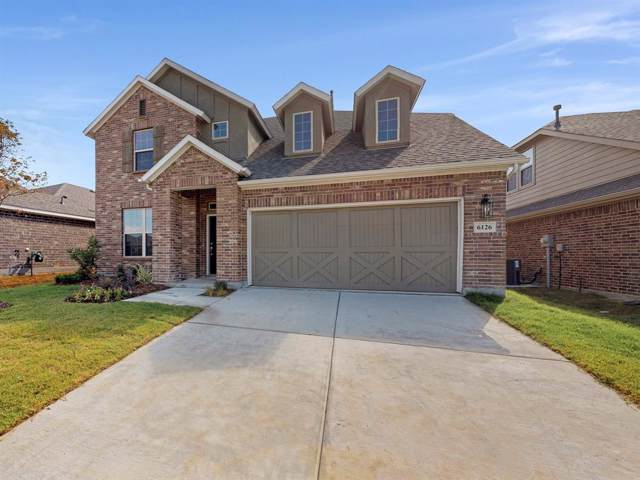 6126 Heron Drive, Celina, TX 75009 (MLS #14192788) :: The Chad Smith Team